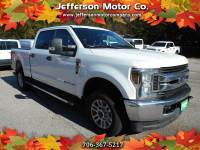 2018 Ford F-250 SD XLT Crew Cab Short Bed 4WD