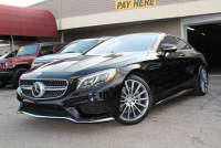 2015 Mercedes-Benz S550 2dr Cpe S 550 4MATIC