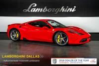 Used 2015 Ferrari 458 Italia Speciale For Sale Richardson,TX | Stock# L1142 VIN: ZFF75VFA5F0206096