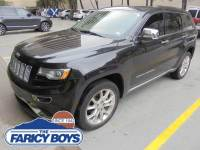 PRE-OWNED 2015 JEEP GRAND CHEROKEE SUMMIT 4WD