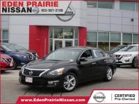 Certified Pre-Owned 2014 Nissan Altima 2.5 SV FWD 4dr Car