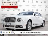 2017 Bentley Mulsanne Base Sedan