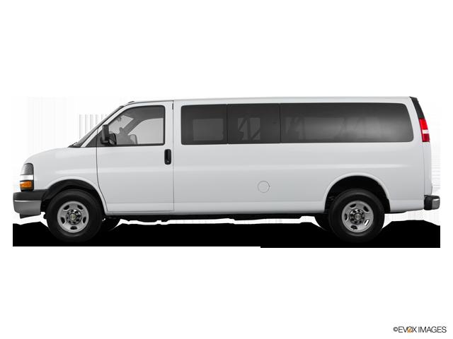 Photo Used 2015 Chevrolet Express Passenger LT Van