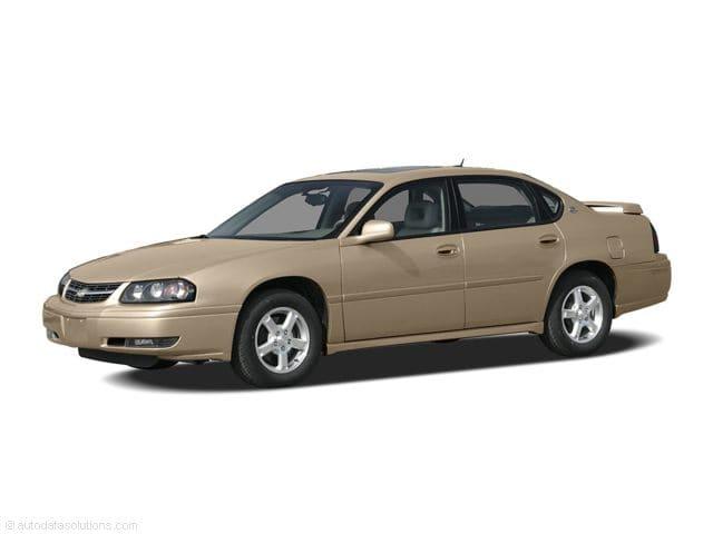 Photo 2005 Chevrolet Impala Base Sedan Front-wheel Drive For Sale  Jackson, MI