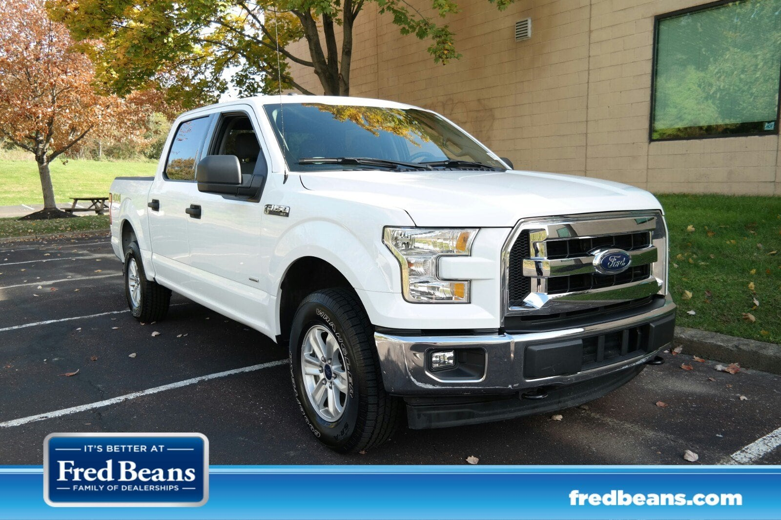 Photo Used 2017 Ford F-150 For Sale  Langhorne PA  1FTEW1EP1HFA11419