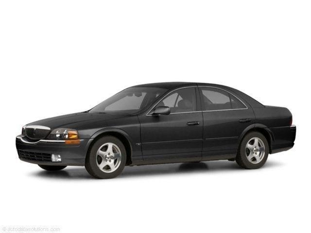 Photo Used 2002 Lincoln LS V8 For Sale in Lincoln, NE
