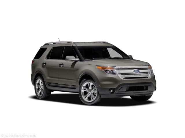 Photo Used 2011 Ford Explorer XLT for sale in San Antonio, TX
