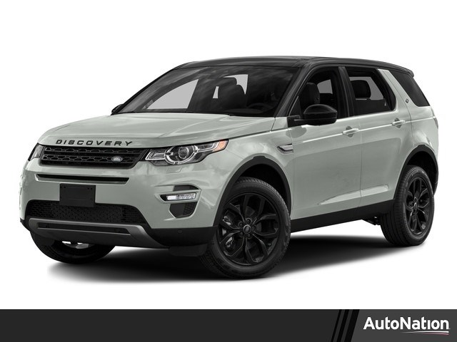 Photo 2016 Land Rover Discovery Sport HSE