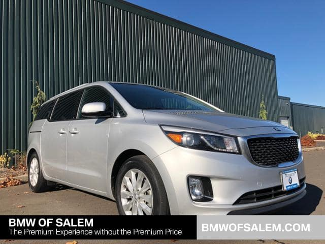 Photo Used 2015 Kia Sedona EX FWD in Salem, OR