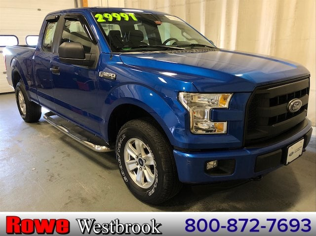 Photo 2015 Ford F-150 XL Snow Plow Prep Package Truck V8