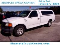 2004 Ford F-150 Reg Cab 8 FT> Bed