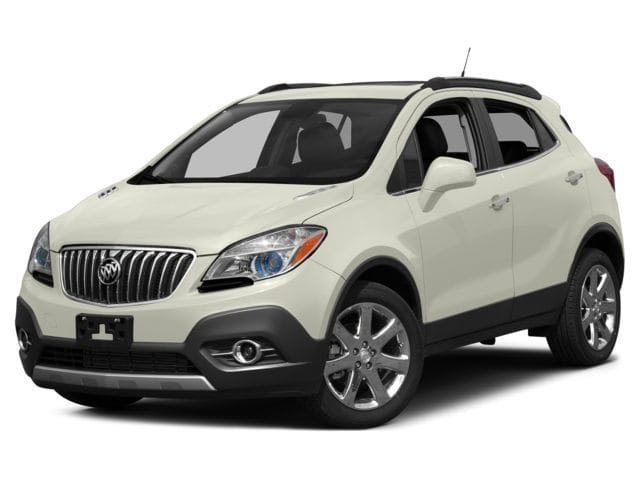 Photo Pre-Owned 2015 Buick Encore Leather SUV For Sale in Frisco TX