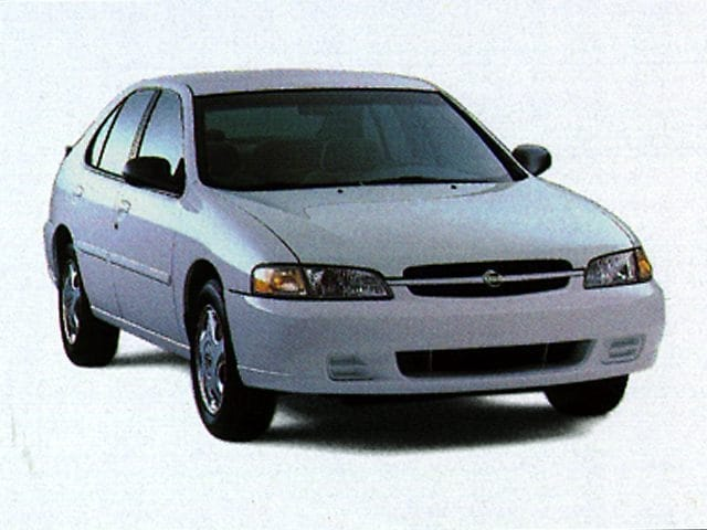 Photo 1998 Nissan Altima Sedan FWD For Sale at Bay Area Used Car Dealer near SF