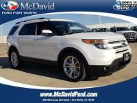 2013 Ford Explorer Limited FWD Limited 6