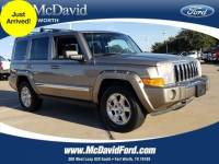 2006 Jeep Commander Limited Limited 4WD 8