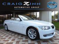 Pre Owned 2013 BMW 328i Convertible VINWBADW3C50DJ527204 Stock Number90131601