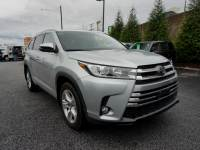 Used 2017 Toyota Highlander Limited V6 SUV All-wheel Drive in Cockeysville, MD