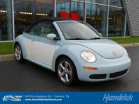 2010 Volkswagen New Beetle Convertible Final Edition Convertible in Franklin, TN