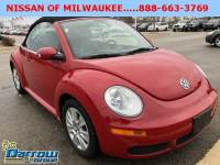 2008 Volkswagen New Beetle S Convertible For Sale in Madison, WI