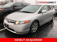 2006 Honda Civic LX Sedan Front-wheel Drive