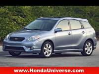 Pre-Owned 2006 Toyota Matrix 5dr Wgn XR Auto FWD XR 4dr Wagon w/Automatic