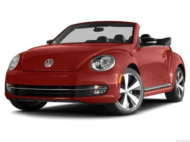 Photo Pre-Owned 2013 Volkswagen Beetle 2.0T wPZEV Convertible in Greensboro NC