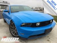 Pre-Owned 2010 Ford Mustang GT Premium RWD 2D Coupe