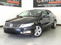 2014 Volkswagen CC SPORT NAVIGATION REAR CAMERA HEATED LEATHER SEATS BLUETOOTH DUAL POWER SEAT