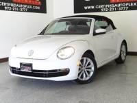 2013 Volkswagen Beetle Convertible CONVERTIBLE TDI NAVIGATION HEATED LEATHER SEATS BLUETOOTH KEYLES