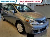 Used 2009 Nissan Versa 5dr HB I4 Auto 1.8 S in Ames, IA