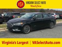 Used 2017 Ford Fusion Hybrid Sedan for sale in Amherst, VA
