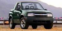 Pre-Owned 2003 Chevrolet Tracker 2dr Convertible 4WD ZR2