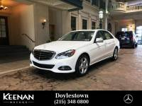 Pre-Owned 2014 Mercedes-Benz E 350 AWD 4MATIC®