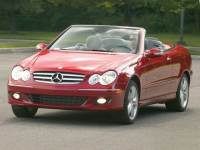 Used Mercedes-Benz CLK-Class in Houston | Used Mercedes-Benz Convertible -