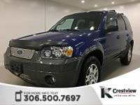 Pre-Owned 2005 Ford Escape XLT 4WD | Sunroof 4WD Sport Utility
