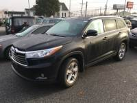 2016 Toyota Highlander Limited Platinum V6 SUV All-wheel Drive