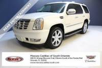 Pre-Owned 2009 Cadillac Escalade All-Wheel Drive