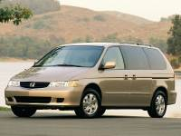 2004 Honda Odyssey EX-L w/DVD Entertainment System Van