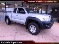 2005 Toyota Tacoma Base Truck 4WD For Sale in Springfield Missouri