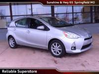 2012 Toyota Prius c Four Hatchback FWD For Sale in Springfield Missouri