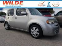 Pre-Owned 2010 Nissan cube 1.8 Base Station Wagon