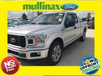 Used 2018 Ford F-150 XL Less Than 100 Miles! Truck SuperCab Styleside V-6 cyl in Kissimmee, FL