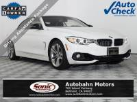 Pre-Owned 2015 BMW 428i Convertible