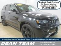 Used 2016 Jeep Grand Cherokee High Altitude 4WD High Altitude in St. Louis, MO