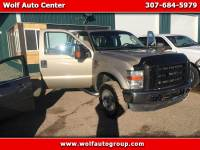 2008 Ford F250 FX4 SuperCab
