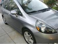 2008 Honda Fit - Manual
