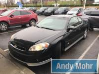 Pre-Owned 2007 Chevrolet Monte Carlo SS FWD 2D Coupe