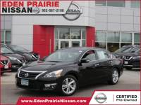 Certified Pre-Owned 2015 Nissan Altima 2.5 SV FWD 4dr Car