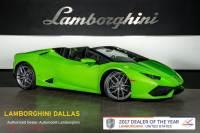 Used 2016 Lamborghini Huracan LP610-4 For Sale Richardson,TX | Stock# LT1190 VIN: ZHWUR1ZF9GLA03874