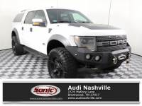 Pre-Owned 2014 Ford F-150 4WD SuperCrew 5-1/2 Ft Box SVT Raptor